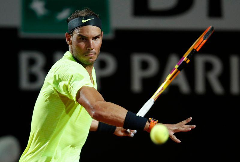 I must be at my best to win this year's French Open, says Nadal – Reuters