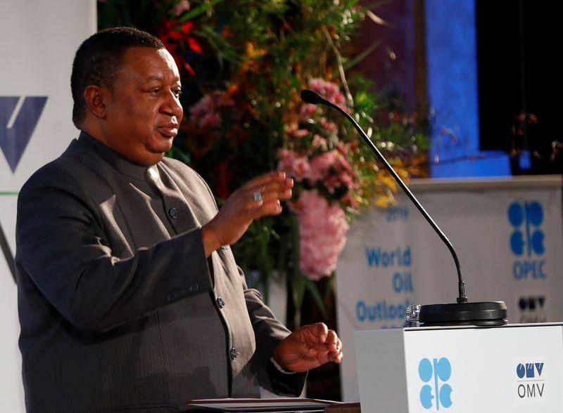OPEC's Barkindo sees OECD oil stocks below five-year average after first quarter of 2021 – Reuters India