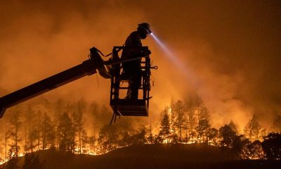 Three die in Northern California wildfires, thousands evacuate – Reuters India