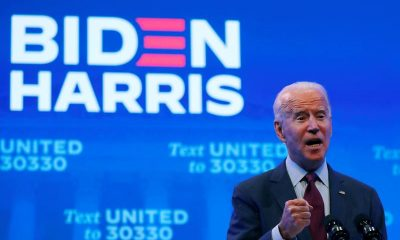 Democratic presidential nominee Biden to release 2019 tax returns on Tuesday – Reuters UK